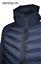miniatuur 5 - Piumino Uomo Lungo Cappotto Invernale Parka Blu Con Cappuccio  VELONSHOP