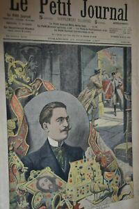 Supplement-illustre-Le-Petit-journal-N-884-27-10-1907-Antony-Thomas-le-pilleur