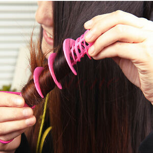 New Perm Hair Rollers Curlers Spin Rod Hairdressing Hair