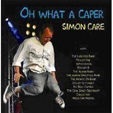 Simon Care Oh What A Caper CD NEW SEALED Folk Edward II