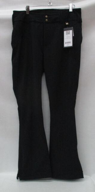 Nils Womens Betty Pants 3215 Black Size 12 Regular Length 82d5170282