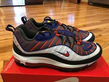 Nike Air Max 98 OG Gunsmoke White 640744 012 Men Size 9 Phoenix Suns