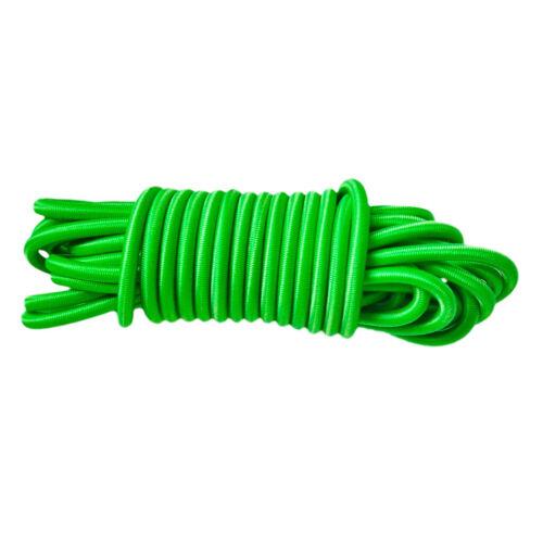 5m X 5mm Corde Elastique Corde de Bungee Cordon Choc Attache DIY Pour Barres
