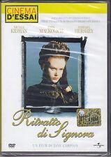Dvd **RITRATTO DI SIGNORA** con Nicole Kidman John Malkovich nuovo 1996