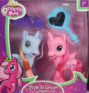 Novio Juego De Par Estilo Para Ver Princess Espejo Niños Unicornio Pony Juguetes Original Detalles Niñas Título 76bgYfy