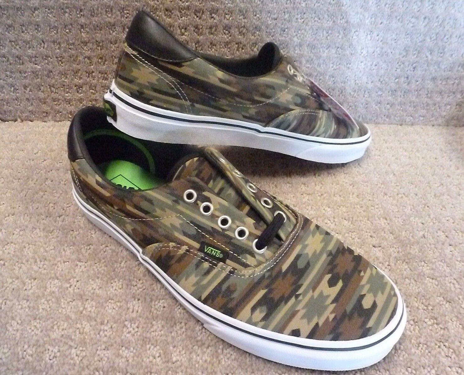 Vans Men's shoes  Era 59  (Native Camo) Black