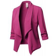 auf Lager Preis Fabrik authentisch Comma Women''s Strickjacke Cardigan Rosa Rose Quarz 8261 UK ...