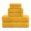 De-Lujo-cero-Twist-600GSM-6-Pc-Conjunto-de-toallas-de-bano-Juego-de-toallas-de-mano-Toalla-de-Bano miniatura 25