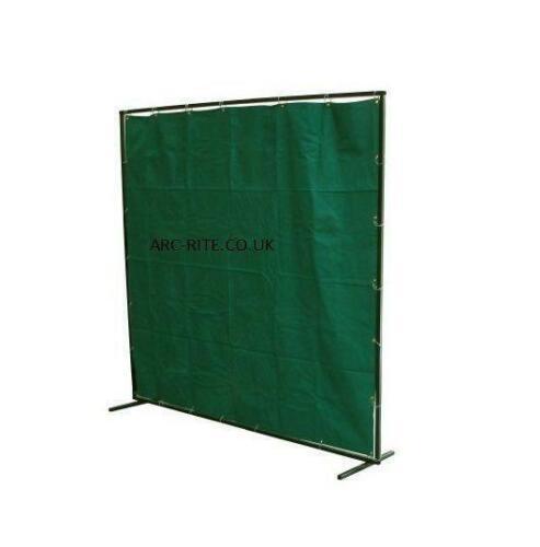 Extendable Adjustable Steel PVC Welding Curtain FRAME