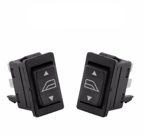 NEW Set of Left and Right Power Window Switches Jaguar XJ12 87-92 /& XJS 87-96