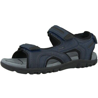 Ehrgeizig Geox U Strada D Schuhe Herren Sandalen Trekking Sandaletten U8224d0bc50c4422