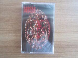 Deicide-Deicide-Rare-Korea-Cassette-Tape-SEALED-NEW