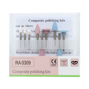 HOT-Dental-Composite-Polishing-Kit-RA-0309-For-Low-speed-Handpiece-Contra-Angle