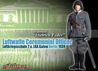 Dragon Cyber-hobby 1/6 Scale Wwii German Luftwaffle Dietrich Feder 70226