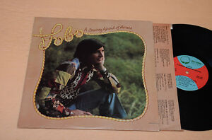 LOBO-LP-A-COW-BOY-AFRAID-OF-HORSES-1-ST-ORIG-1975-TOP-EX