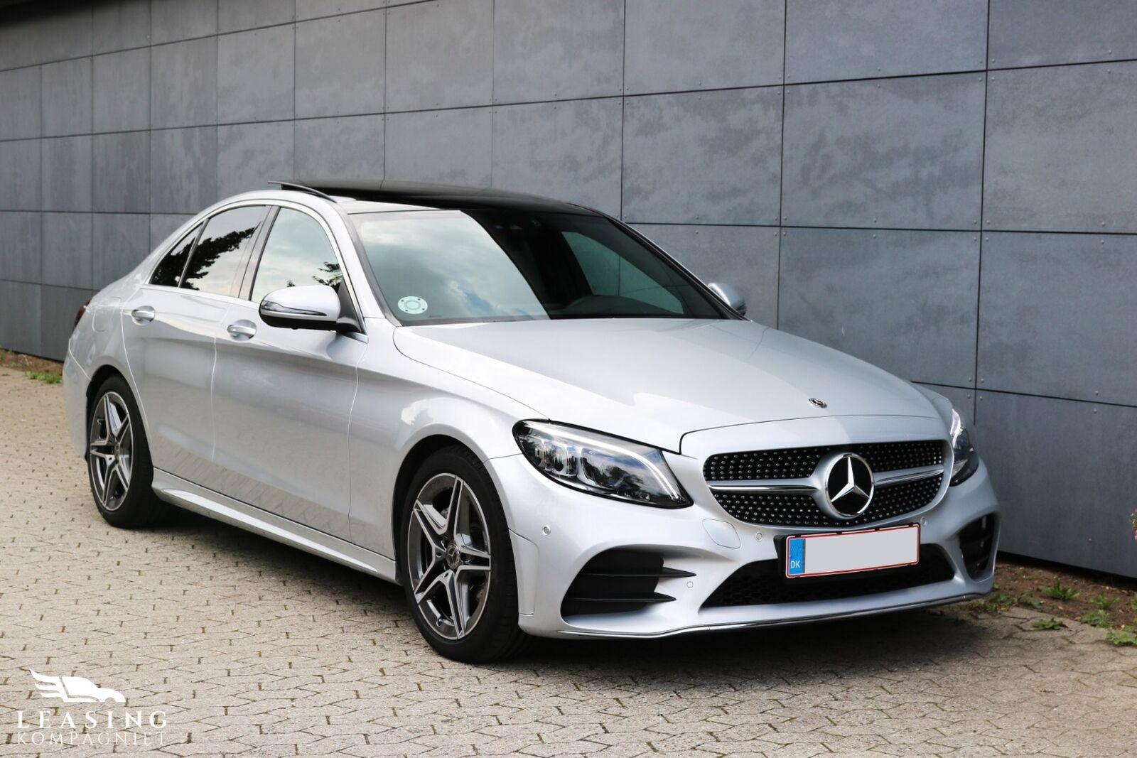 Mercedes C220 d 2,0 AMG Line aut. 4d - 5.380 kr.