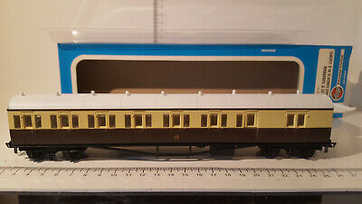 (lot 264 09) Airfix - Oo Gauge - 54250-0 Class B Suburban Brake Coach G.w.r Così Efficacemente Come Una Fata