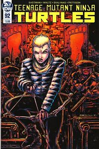 Teenage-Mutant-Ninja-Turtles-TMNT-92-NM-Eastman-Cover-JENNIKA-PRE-TURTLE