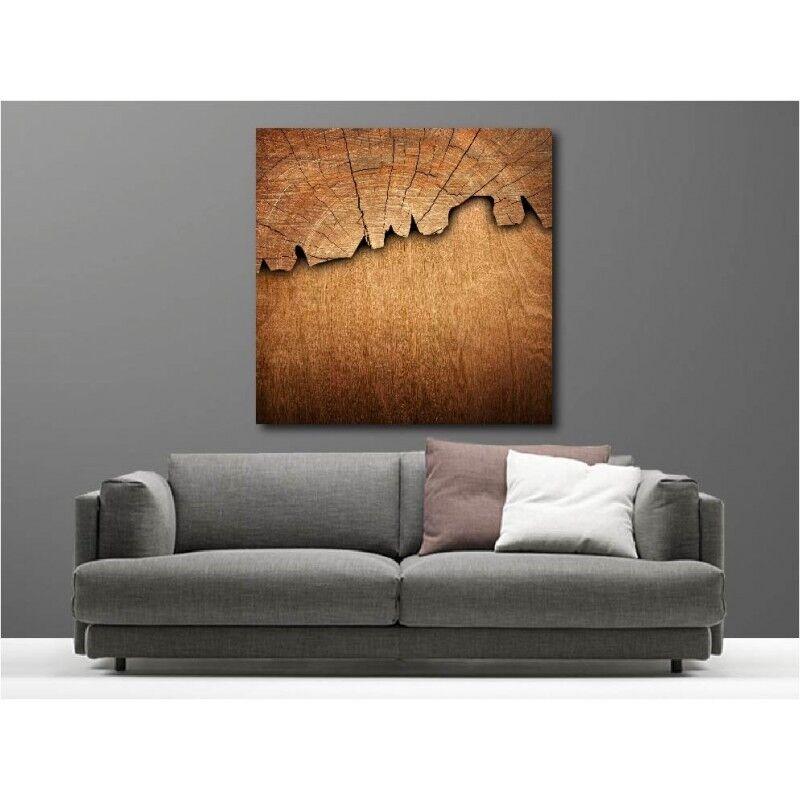 Wandbild Leinwand Deko Holz 105490442