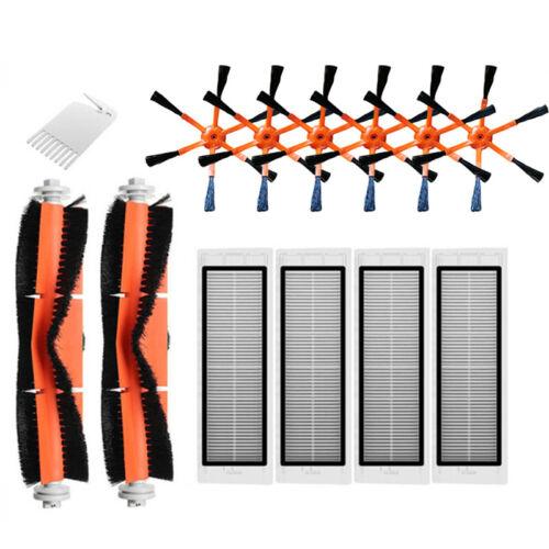 Für Xiaomi Roborock Roboter S6 S55 Staubsauger Teil Filter Main Seite Pinsel Mop
