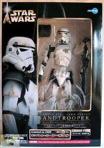 Star Wars Sandtrooper Caporal Kotobukiya 1/7 Statue en vinyle Storm Trooper - Nouveau