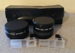 Cherry-Aux-Telephoto-Focus-Distance-And-Sakar-Aux-Wide-Angle-Lenses-With-Extras