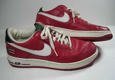 best sneakers 1a4a3 2151f item 5 Nike Air Force One 1 Puerto Rico Men s Size 10.5 (US) Low-Top Red  White Rare -Nike Air Force One 1 Puerto Rico Men s Size 10.5 (US) Low-Top  Red White ...