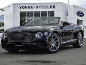 2020 Bentley Continental GT GT V8 2020 GTC V8 CONVERTIBLE ONYX 5500 KMS ~BEST PRICE~