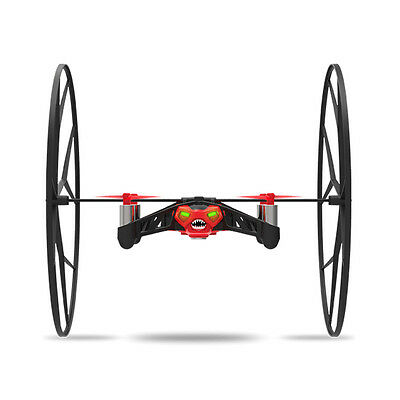 Parrot ROLLING SPIDER Rot In-/Outdoorminidrohne red FreeFlight 3 App TOP