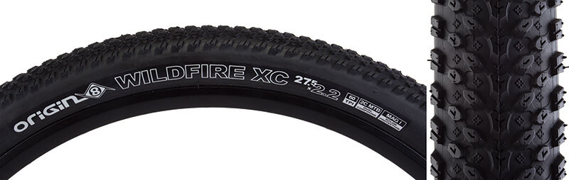 TIRE ORIGIN8 WILDFIRE XC 27.5x2.20 FOLD BELT BK BK