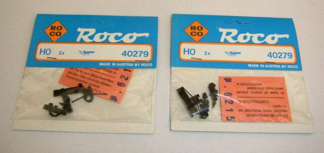 Roco HO 40279 - 2 Paar Kurzkupplungen (4 Stck.) - neu-OVP- close couplers