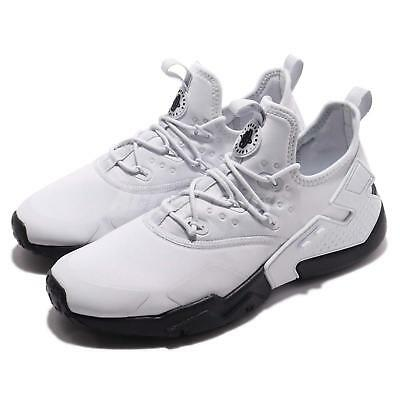 the best attitude 73d36 692b0 Nike Air Huarache Drift Black Pure Platinum Men Running Shoes Sneaker  AH7334-012