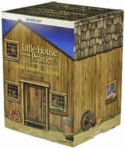Little House On The Prairie Complete Series 48 Disc Dvd Set Deluxe Remastered Ed 774212116216 Ebay