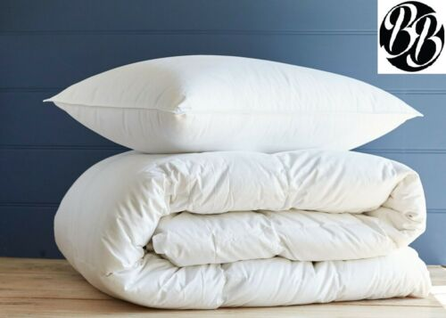 SOFT COSY HOTEL QUALITY DUVET 4.5 10.5 13.5 15 TOG SINGLE DOUBLE SUPER KING SIZE