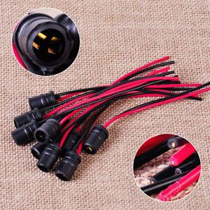 10x-T10-W5W-194-168-Car-Socket-Extension-LED-Wedge-Light-Bulb-Connector-Base-Kit
