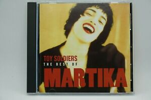 Martika-Toy-Soldiers-The-Best-Of-CD-Album