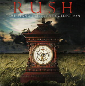 RUSH - Time stand still: The collection - CD album