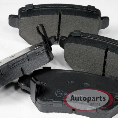 Opel Meriva B Bremsscheiben Bremsen Bremsbeläge für vorne hinten