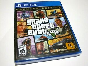 Grand-Theft-Auto-V-Premium-Online-Edition-PlayStation-4-GTA-5-PS4-NEW
