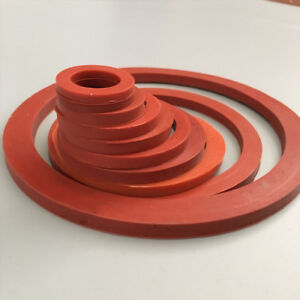 Select-Size-ID-50mm-60mm-VMQ-Silicone-O-Ring-Gaskets-Washer-10mm-Thick