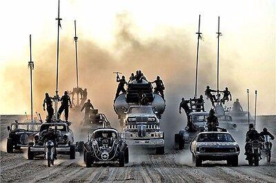 "Mad Max Fury Road Movie Silk Poster 24/""x13/"" Art Wall Decor 041"