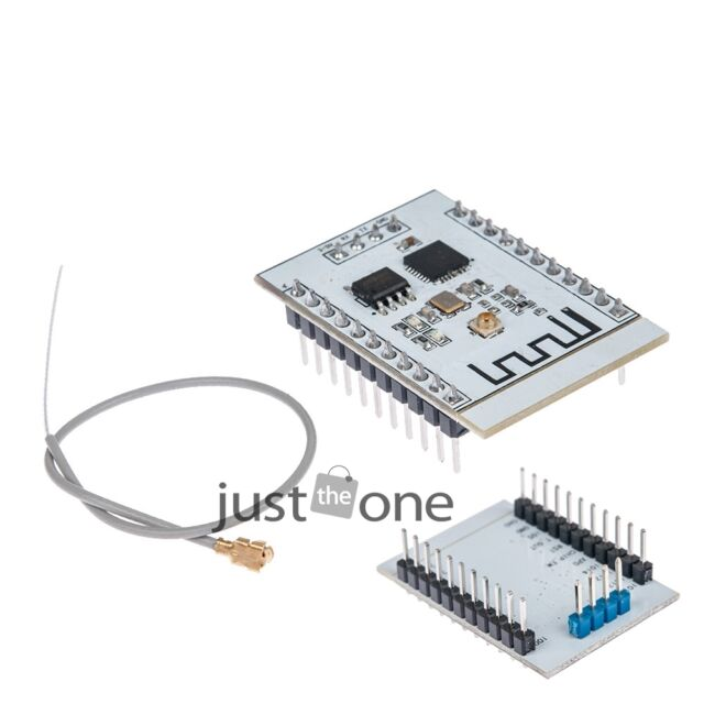 ESP8266 Serial Port WIFI Wireless Transceiver Module Send Receive IO Lead Out