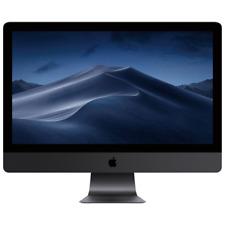 """Apple iMac Pro 27"""" Retina 8 Core Intel Xeon 32GB 1TB SSD Vega 56 Black MQ2Y2LL/A"""