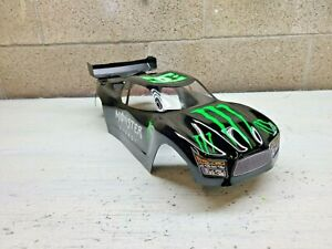 CUSTOM PAINTED TRAXXAS RUSTLER corps pour 2wd