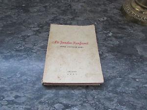 The-Garden-Parfuem-Manuel-D-Erotologie-Araber-Arkane-1953-Nummeriert-204