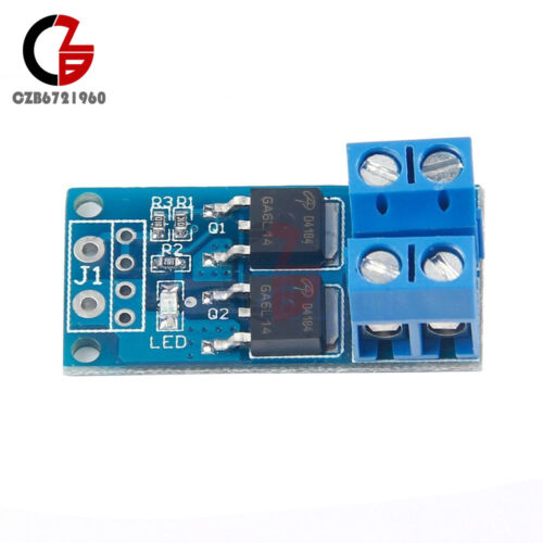 DC Step-up Constant Current Power Supply LED Driver Boost 400W 15A Converter