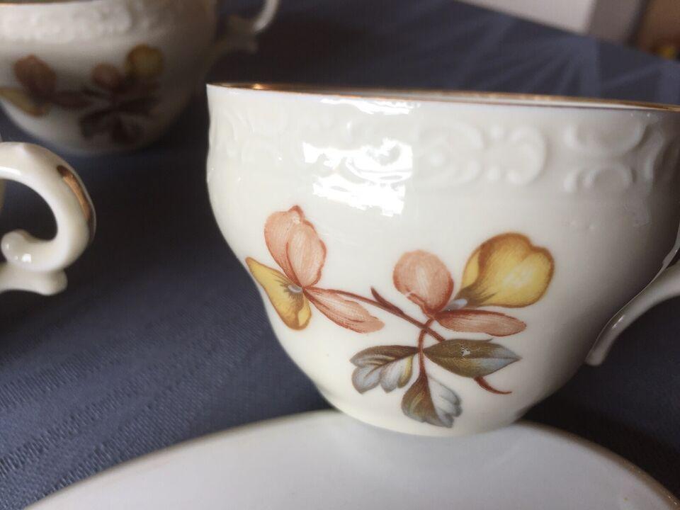 Porcelæn, Mokkakopper