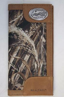 ZEP-PRO Florida Gators Roper REALTREE MAX-5 Camo Wallet TIN GIFT BOX