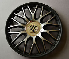 "14"" Vw Polo,Golf,Fox,Lupo,etc... Wheel Trims / Covers, Hub Caps, black&silver"