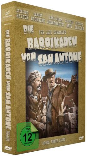 1 von 1 - Die Barrikaden von San Antone (The Last Command) - Western Filmjuwelen DVD